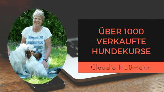 Claudia Hußmann von mein-lieber-hund.de