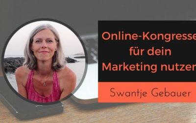 Wie du Online-Kongresse für dein Marketing nutzt – Schritt für Schritt Anleitung