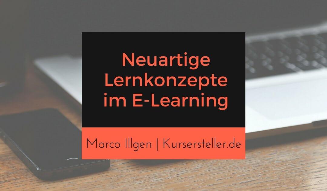 Neuartige Lernkonzepte für deinen Online-Kurs