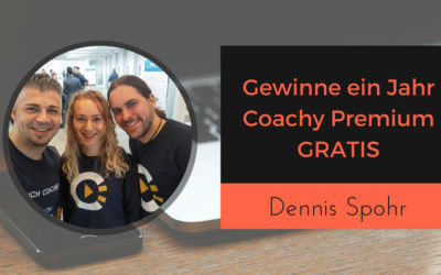 [GEWINNSPIEL]Coachy als neue Kursplattform – Interview mit Gründer und Entwickler Dennis Spohr