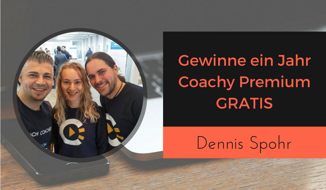 Coachy als neue Kursplattform - Interview mit Gründer und Entwickler Dennis Spohr