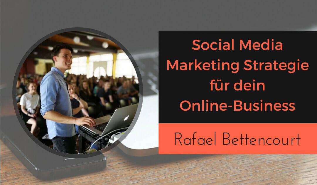 Social Media Marketing Strategie für dein Online-Business - wie du deinen Online Kurs über soziale Netzwerke verkaufen kannst