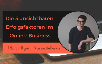 Online-Business Strategien vs. Taktiken, Positionierung und Fokus