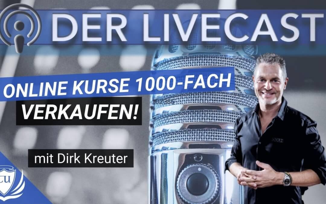Wie Dirk Kreuter seine Online-Kurse tausendfach verkauft