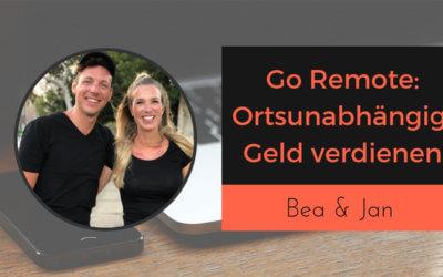 Go Remote – Ortsunabhängigkeit durch Online-Kurse
