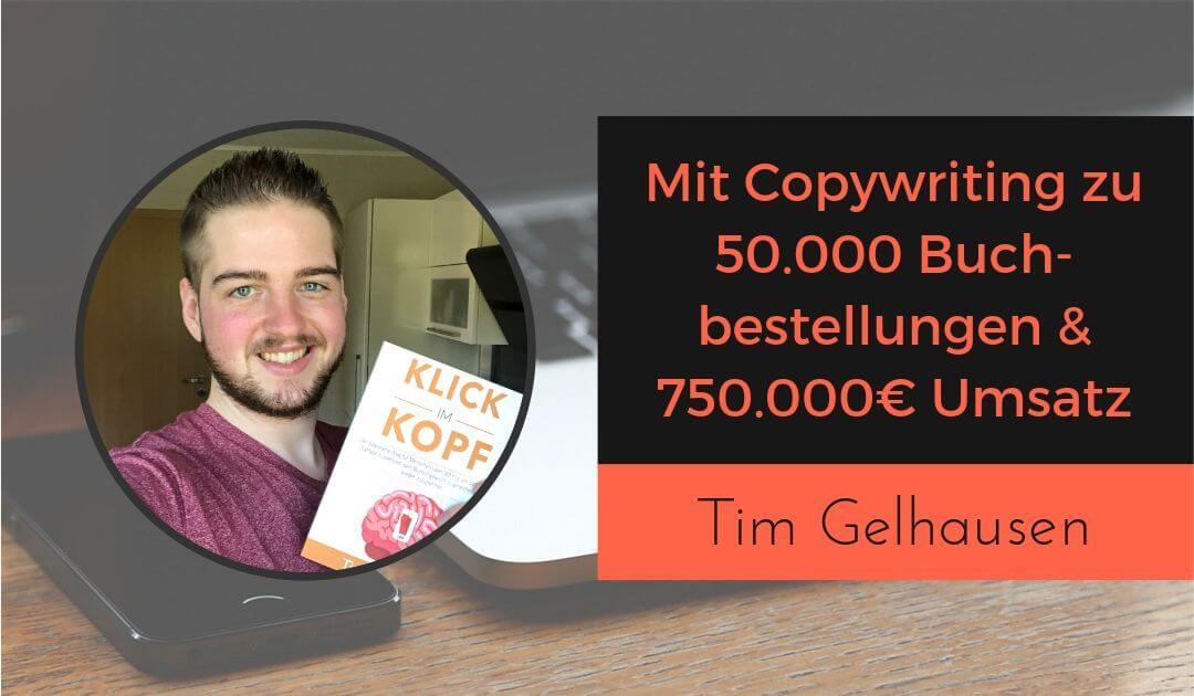 Mit Copywriting + Free + Shipping Gratis Buch Funnel zu 50.000 Buchbestellungen und 750.000€ Umsatz