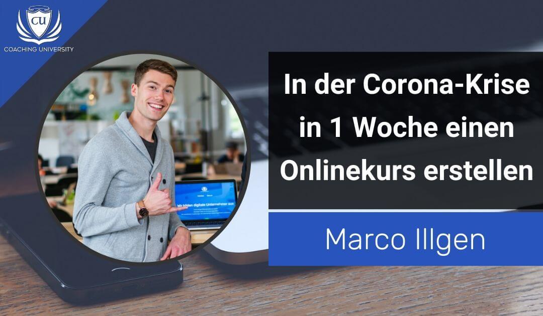 Wie du in der Corona-Krise mit Online Kursen und Online-Business schnell Geld verdienen kannst