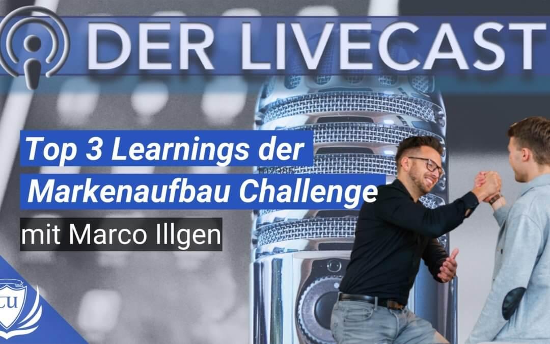 Die Top 3 Learnings aus der Markenaufbau Challenge 2020