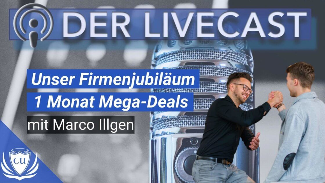 Unser Firmenjubiläum_ 1 Monat Mega-Deals + top 3 Learnings aus 1 Jahr Online-Business Coaching mit Marco Illgen-2