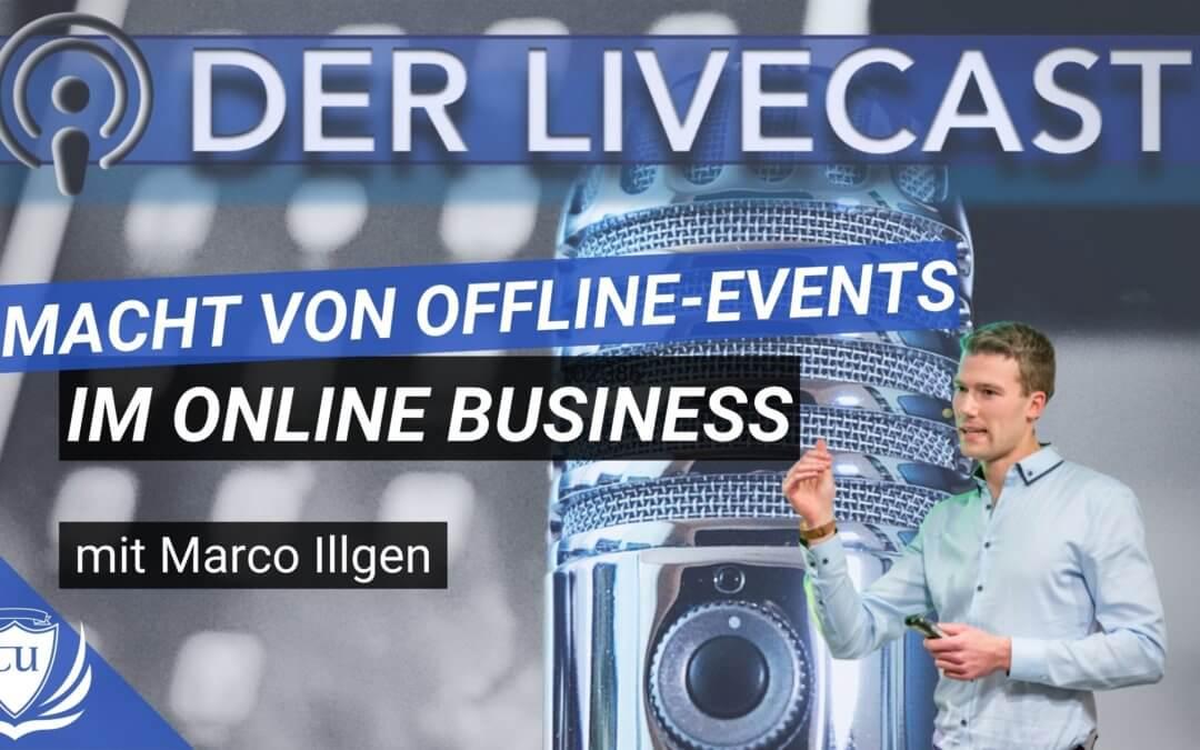 Online findet, offline verbindet – Die Macht von Offline-Events für dein Online-Business