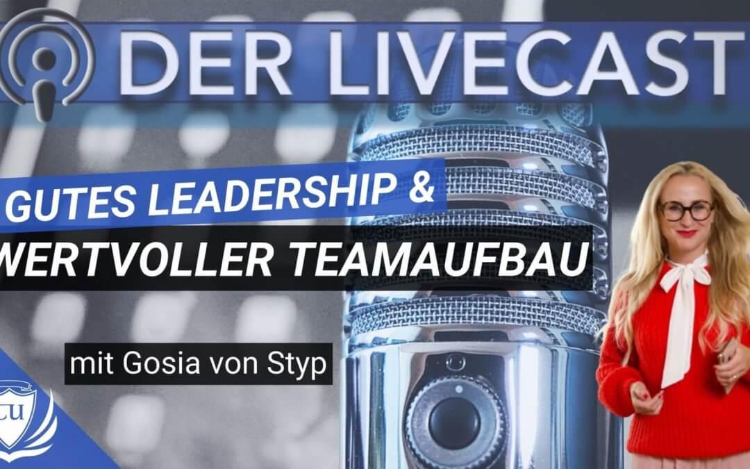 Wie Gosia von Styp durch gutes Leadership und Teamaufbau ein europäisches Kosmetik-Imperium aufbaute