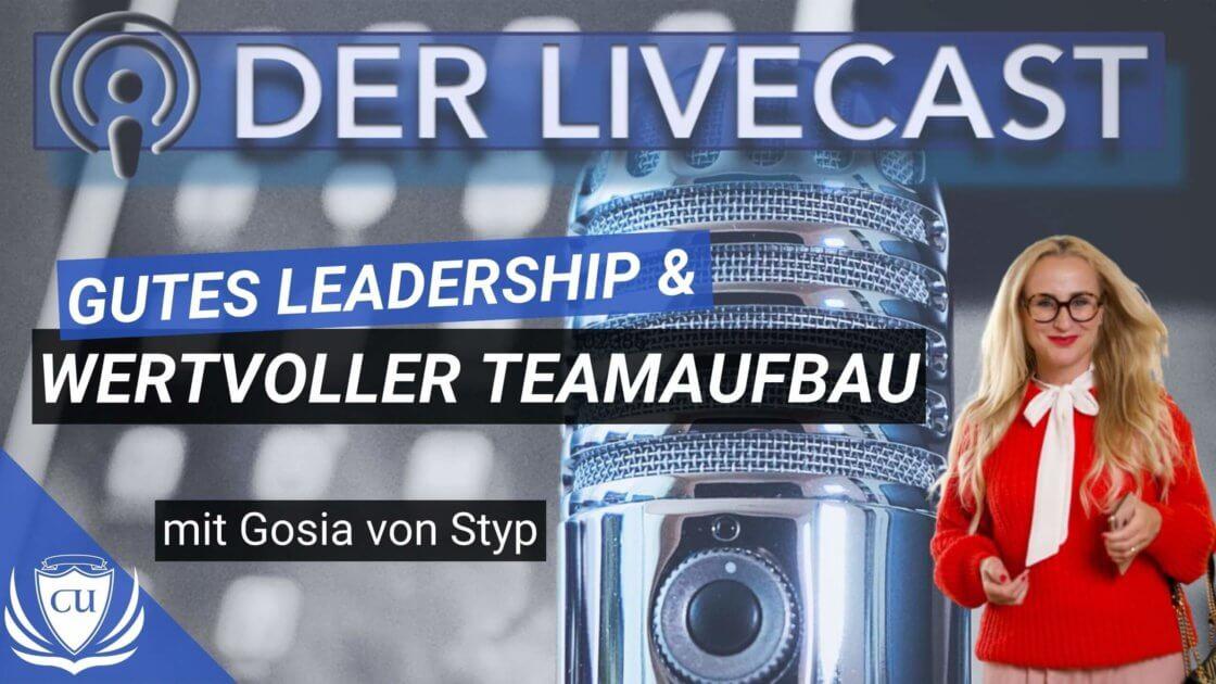 Gosia von Styp - Wie Gosia von Styp durch gutes Leadership und Teamaufbau ein europäisches Kosmetik-Imperium aufbaute (1)