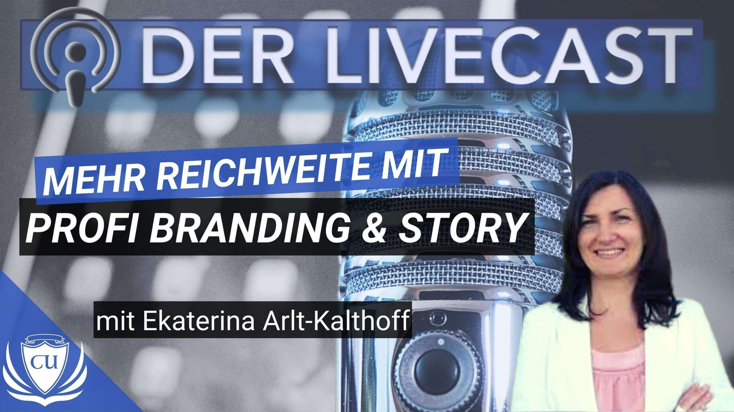 Profi-Branding und geniale Marketing Story entwickeln in die Presse kommst mit Ekaterina Arlt-Kalthoff-2