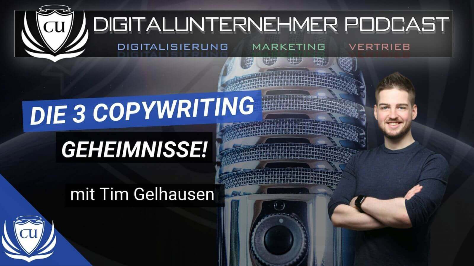 Thumbnail Copywriting Podcast Tim Gelhausen und Marco Illgen