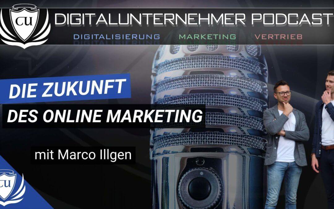 Die Zukunft des Online Marketings & Coaching Marktes 2021